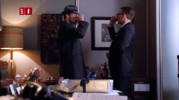 Video «Trailer «Mad Men», Staffel 4» abspielen