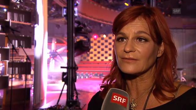 Video «Andrea Berg über Beatrice Egli» abspielen