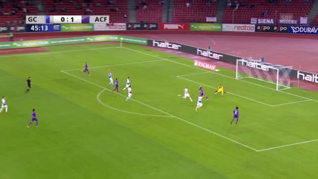 Die Tore von GC - Fiorentina («sportlive»)
