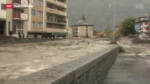 Video «In der Schweiz wird es immer wärmer» abspielen
