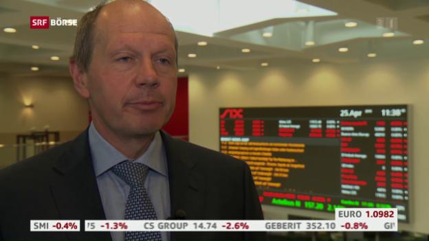 Video «SRF Börse vom 25.04.2016» abspielen