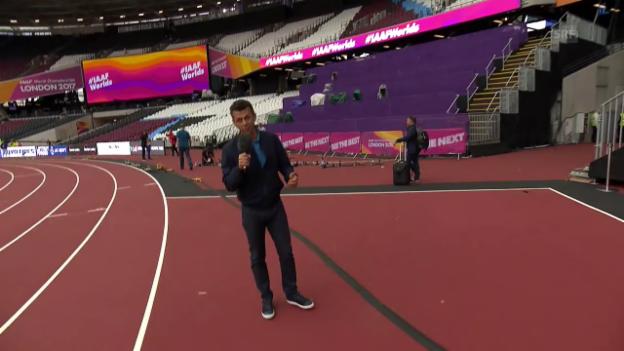 Video «Jann Billeter nimmt Sie mit auf einen Stadionrundgang» abspielen