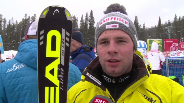 Video «Interview mit Beat Feuz» abspielen