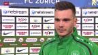 Video «Fussball: Super League, die Stimmen zu Zürich - St. Gallen» abspielen
