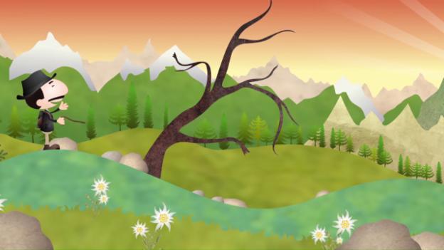 Laschar ir video «Episoda 42: Il Parc Naziunal Svizzer – 1914»