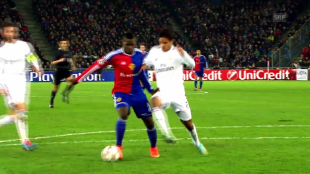 Video «Fussball: Ausblick auf FCZ-FCB» abspielen