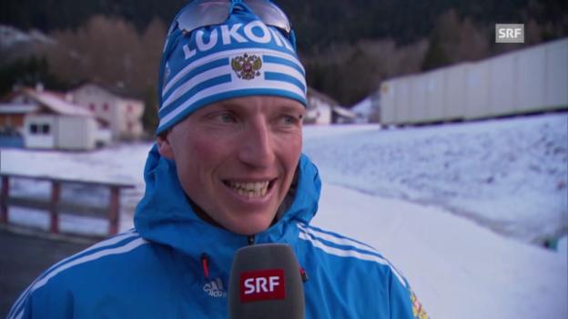 Video «Reto Burgermeister im Interview» abspielen