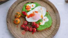 Link öffnet eine Lightbox. Video Genial gesund – Gesunde Frühstück-Donuts und feine Fleischbällchen abspielen.
