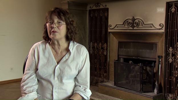 Video «5 Fragen an Jane Birkin» abspielen