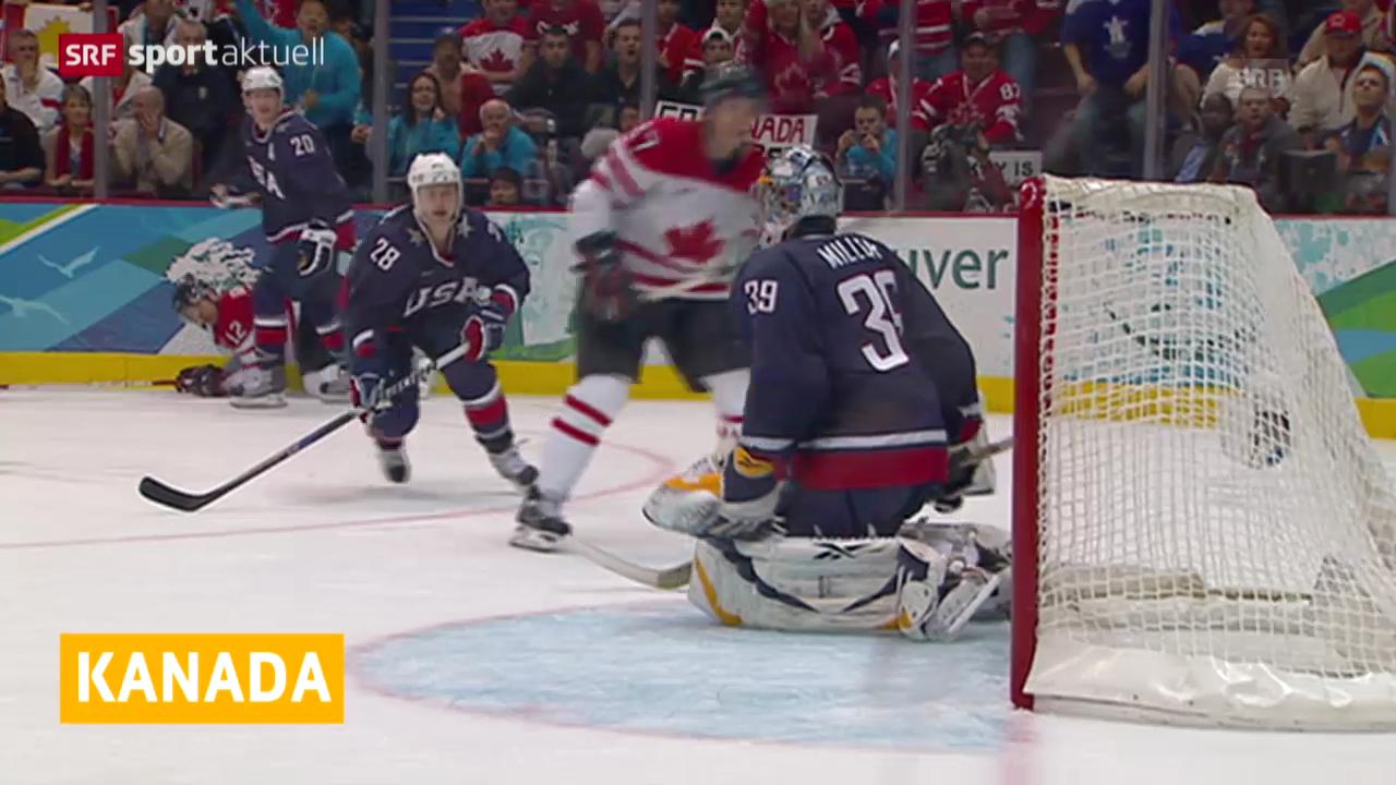 Kanada in Sotschi mit Star-Aufgebot («sportaktuell» vom 07.01.14)