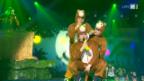 Video «Anthony Bighead mit «Do The Monkey»» abspielen