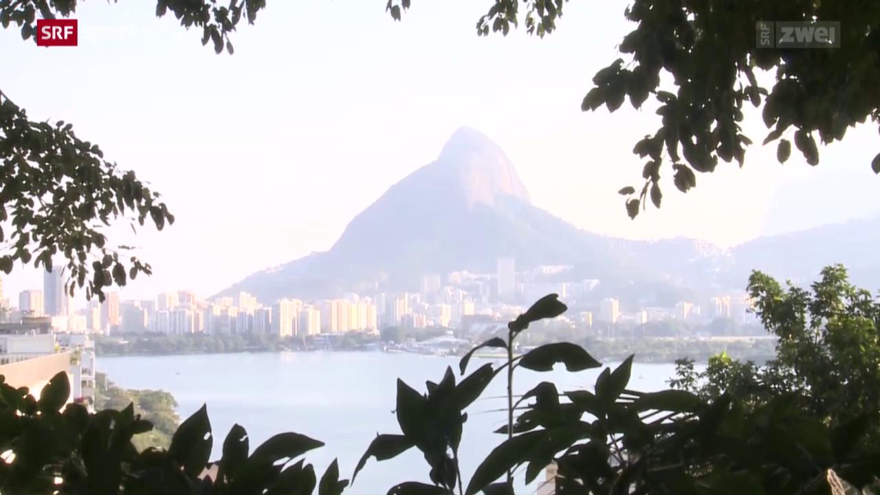 Olympia: Rio ein Jahr vor den Spielen 2016, Quartiersuche