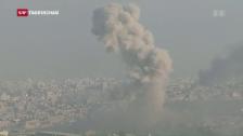 Video «Rückeroberung Aleppos» abspielen