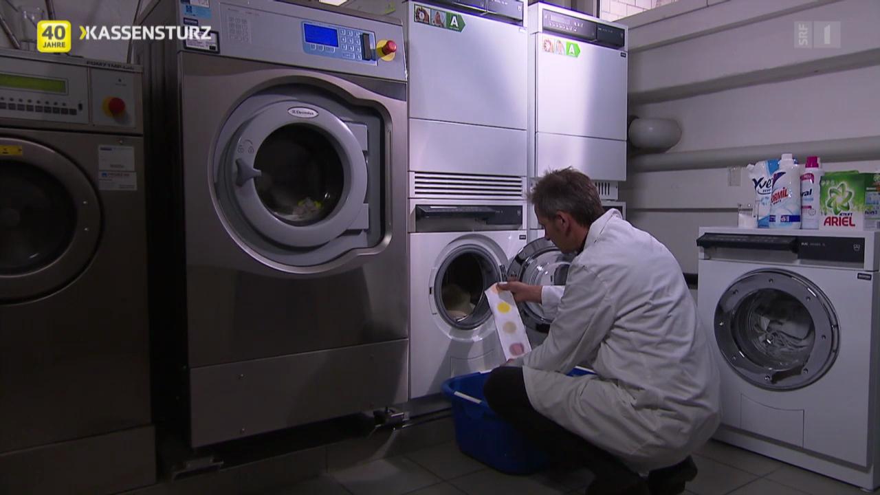 Weisswaschmittel im Test: Kaum besser als Vollwaschmittel