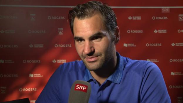Video «Federer: «Wer Risiko nimmt, wird belohnt»» abspielen