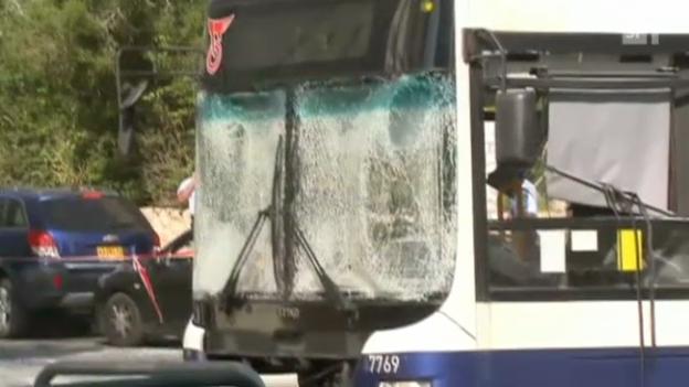 Video «Anschlag Tel Aviv, Einschätzungen SF-Korrespondent Pascal Weber (Tagesschau, 21.11.2012)» abspielen