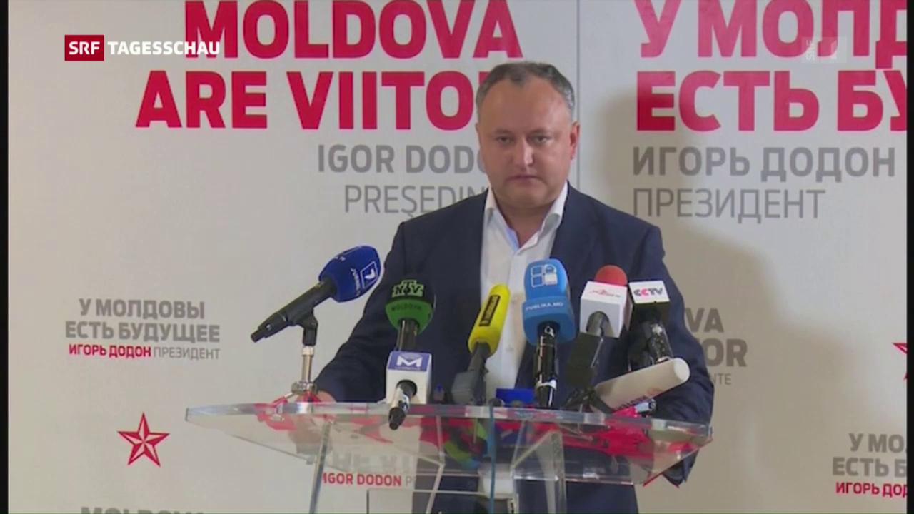 Moldawien zwischen Ost und West