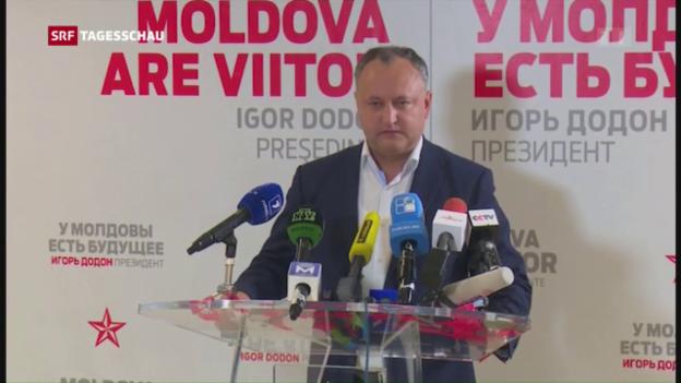 Video «Moldawien zwischen Ost und West» abspielen