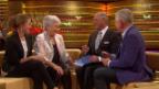 Video «Oma Dolores trifft Adolf Ogi» abspielen