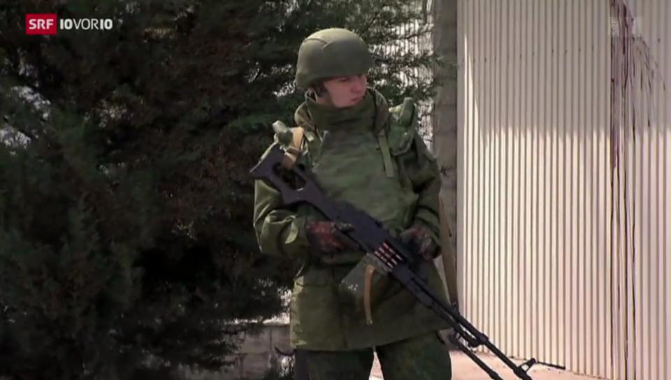 Kiew zieht Soldaten zurück