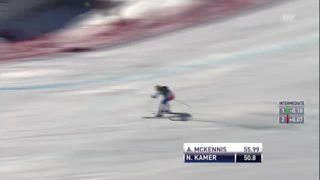 Ski: Fahrt Nadja Kamer («sportlive»