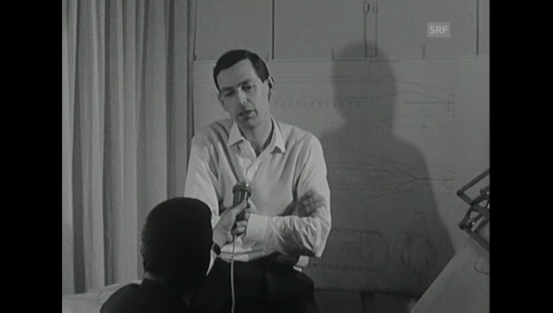 Video «Interview mit Jacques Piccard - 09.01.1963 Antenne» abspielen