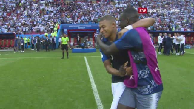 Frankreich Argentinien Highlights
