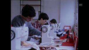 Video «Haushaltsschule (1980)» abspielen
