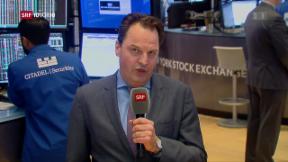 Video «FOKUS: Einschätzungen von Börsen-Korrespondent Jens Korte» abspielen