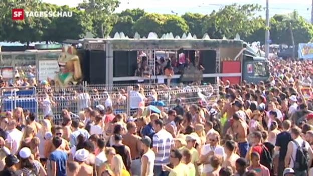 Video «Street Parade 2012» abspielen