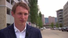 Video «Fussball: Källström über den Saisonstart mit GC (Englisch) (01.08.2015)» abspielen