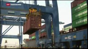 Video «China hat noch nicht reagiert» abspielen