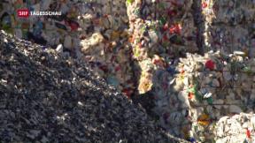 Video «SRG-Umfrage zur Initiative «Grüne Wirtschaft»» abspielen