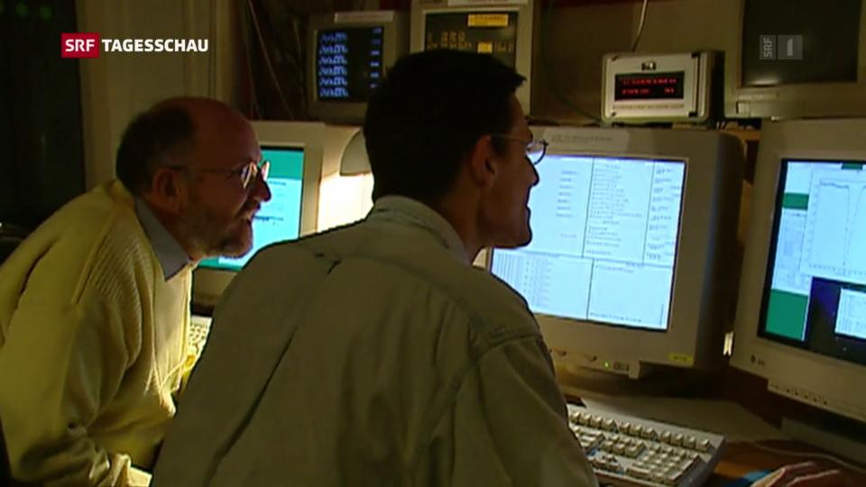 Aus dem Archiv: Nobelpreis für Physik geht an zwei Schweizer