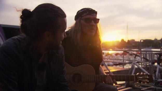 Video «Folge 2: Chris von Rohr und Roman Camenzind» abspielen