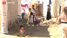 Video «Immer mehr Menschen auf der Flucht» abspielen