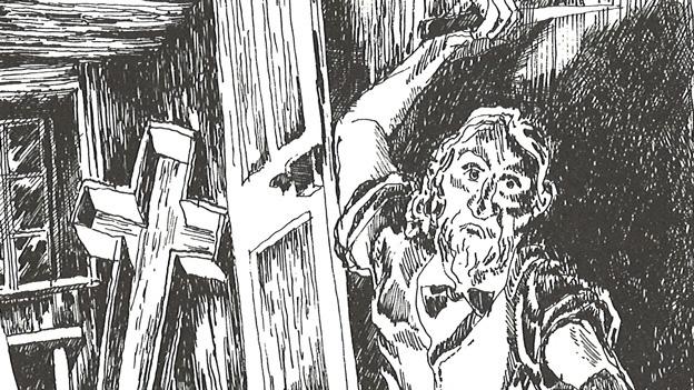 «Der Pilger im Kreienmoos»