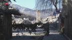 Video «Wiederaufbau nach den Erdbeben» abspielen