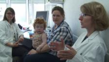 Video «Josephines Untersuch in der Schweiz» abspielen