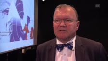 Video «Longchamp zum Ausgang der Abstimmung» abspielen