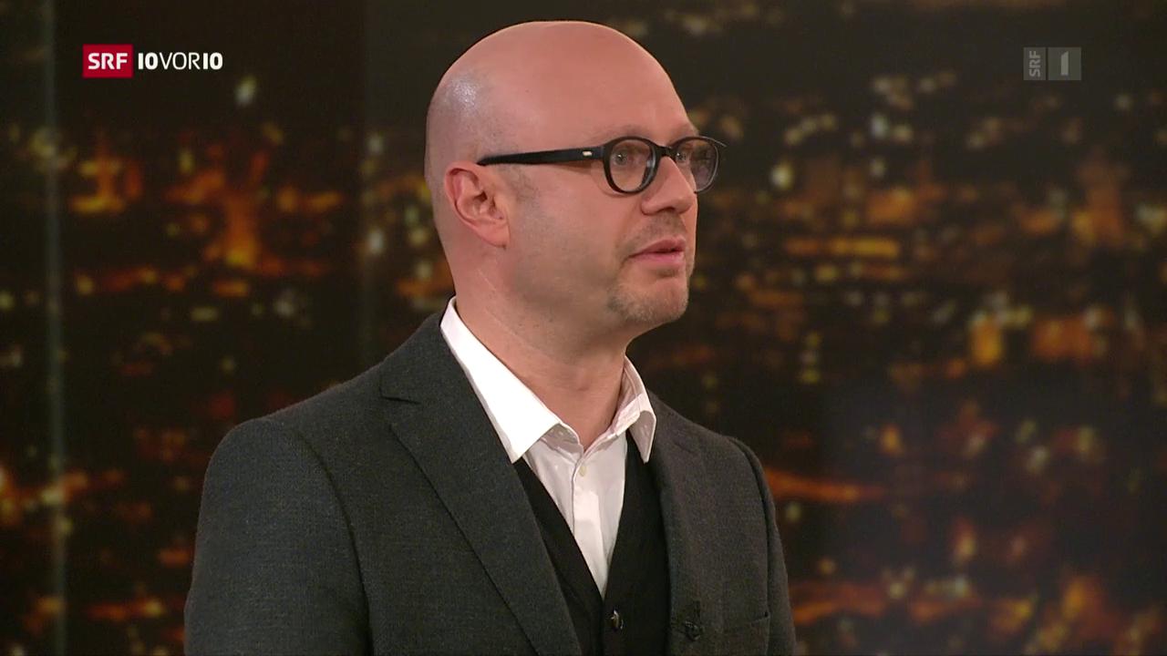 Pascal Weber: «Ich befürchte, dass man den gleichen Fehler macht»
