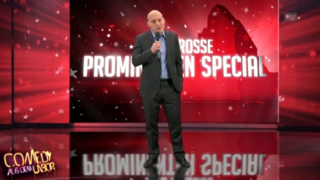 Video «Christian Gross singt Celine Dion» abspielen