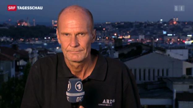 Video «Korrespondent Michael Schramm über den Prozess» abspielen