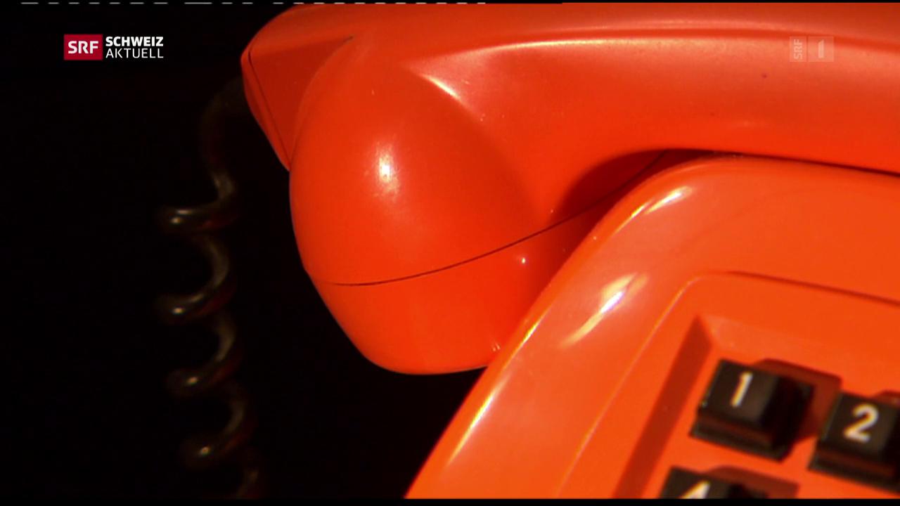 Telefon-Betrüger arbeiten mit neuer Masche