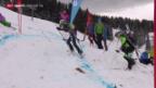 Video «Skitouren: Sprint-Schweizermeisterschaften in Lenzerheide» abspielen
