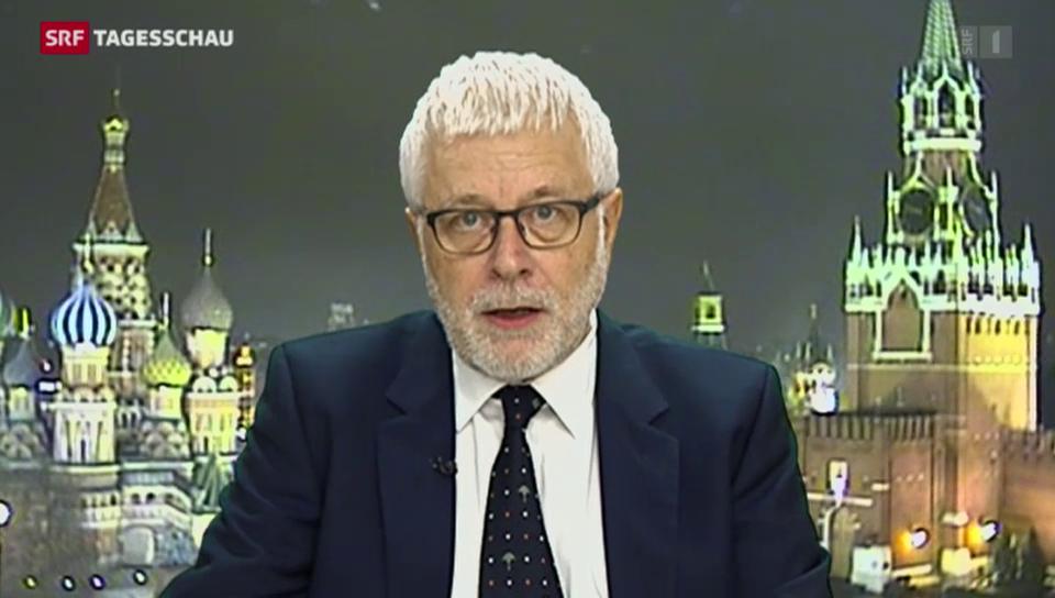 Peter Gysling hofft auf die Waffenruhe
