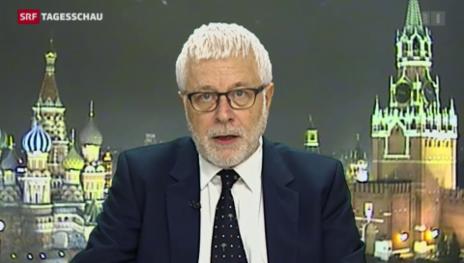 Video «Peter Gysling hofft auf die Waffenruhe» abspielen