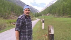 Video «Bergbauernleben» abspielen