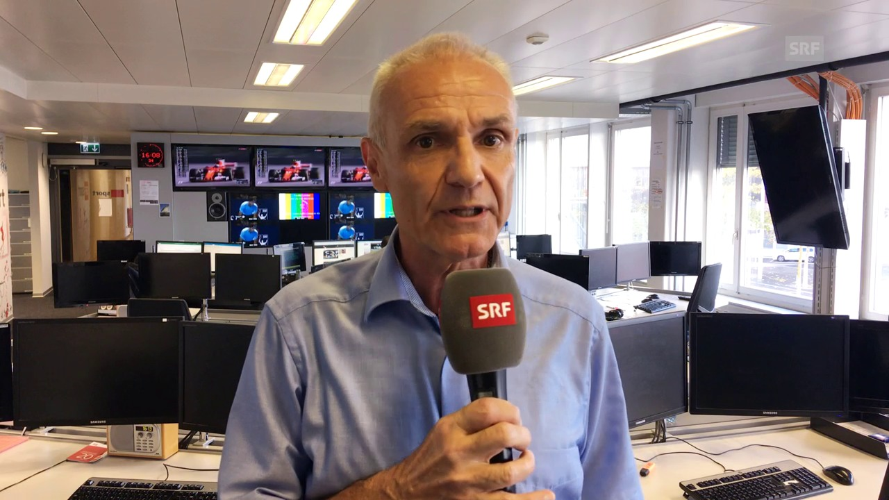 Michael Stäubles Warm-Up zum GP Mexico