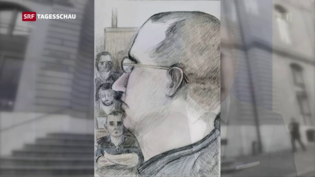 Video «Das Gericht folgt den Anträgen der Verteidigung» abspielen